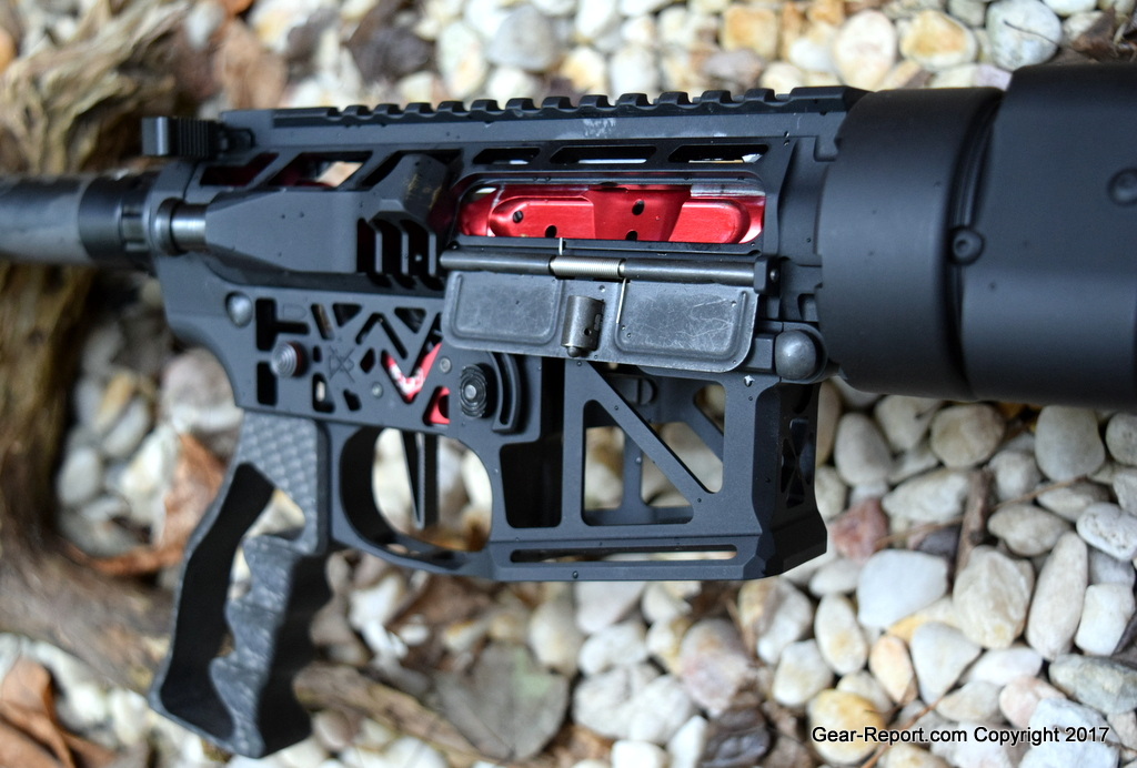 Weaponsmart Holy Roller Receivers and lightweight BCG review
