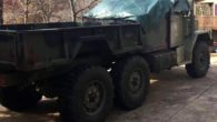 The Deuce Utility Vehicle (D.U.V.) Project – M35A2 Brakes, Axles, Crew Cab and M105 Trailer Bed Progress Maintenance The D.U.V. has undergone some much needed maintenance and upgrades. The latest […]