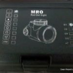 Fake Chinese Trijicon MRO Knock-Off Review - plastic box