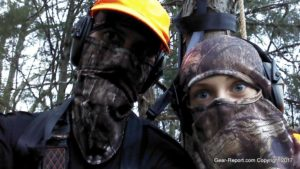 Youth Hunting - When and How to Get Kids Started Hunting - in tree stand
