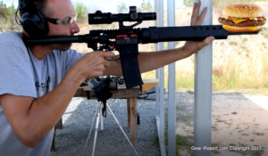 AMTAC CQBm silencer review - perceived weight savings