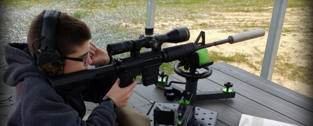Sightmark Pinnacle TMD Rifle Scope Review Scope review video Jeff reviews the Sightmark Pinnacle 5-30×50 TMD Riflescope. This first focal plane scope is NOT your typical Sightmark!   More Gun […]