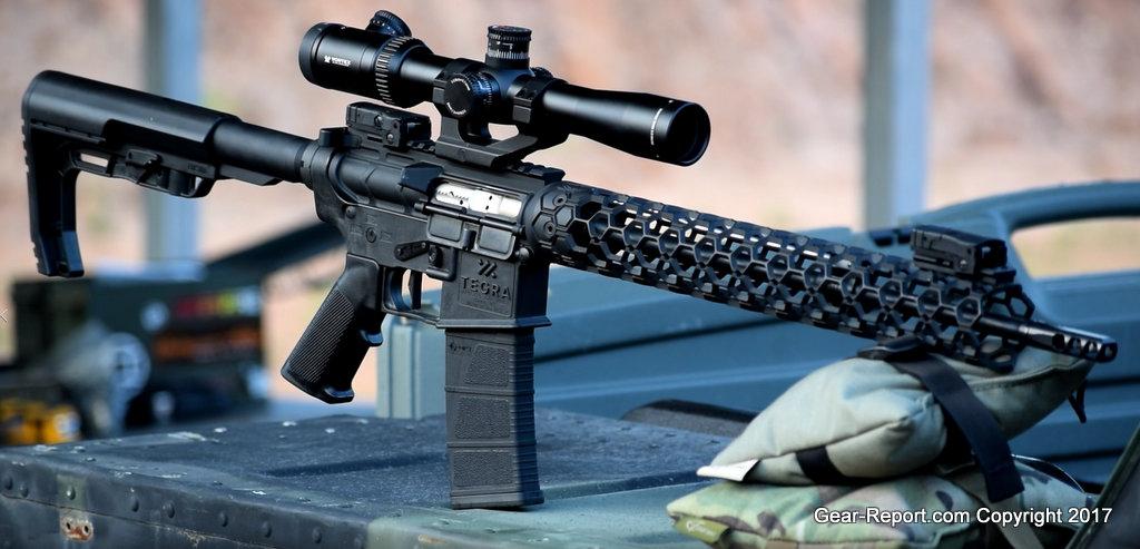 Unique ARs Ultra-Light Hex Handguard Review -