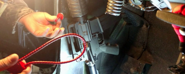Gun Lock and Theft Prevention with Military Rifle Rack Mount System  Project supplies: Cable Lock Eyelet Plasti Dip Where to get Humvee, M35A2, M923 & military vehicle parts: Probably […]