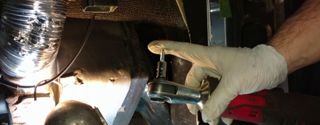 Drilling a hole in a tight place & How to Fish Parts and Tools with a Magnet   This is a preliminary for the Upcoming December 30th Video! Where […]