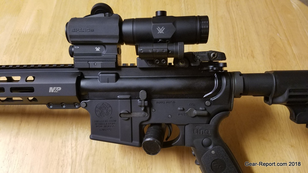 vortex sparc ar and vortex vmx 3t magnifier combo review gear report