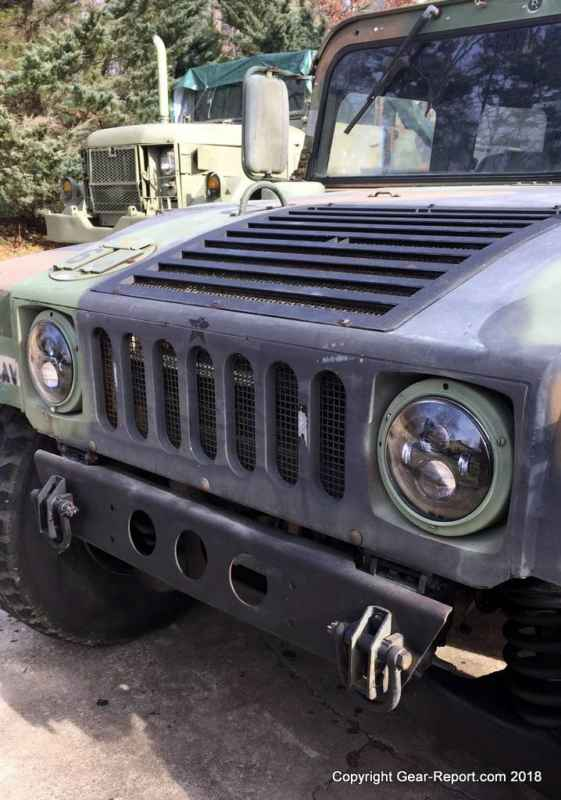 Humvee DIY - How To Install A Budget HMMWV Winch - Gear Report