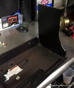 Humvee DIY - How To Install A Budget HMMWV Winch - fabricateD winch bracket