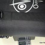 Outdoor Vitals Summit 30 down sleeping bag review - short bag weight