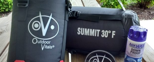 Outdoor Vitals Summit 30 Degree Budget Down Sleeping Bag Review The Summit line are Outdoor Vitals flagship down sleeping bags, filled with 800 fill power downy goodness. Just looking at […]