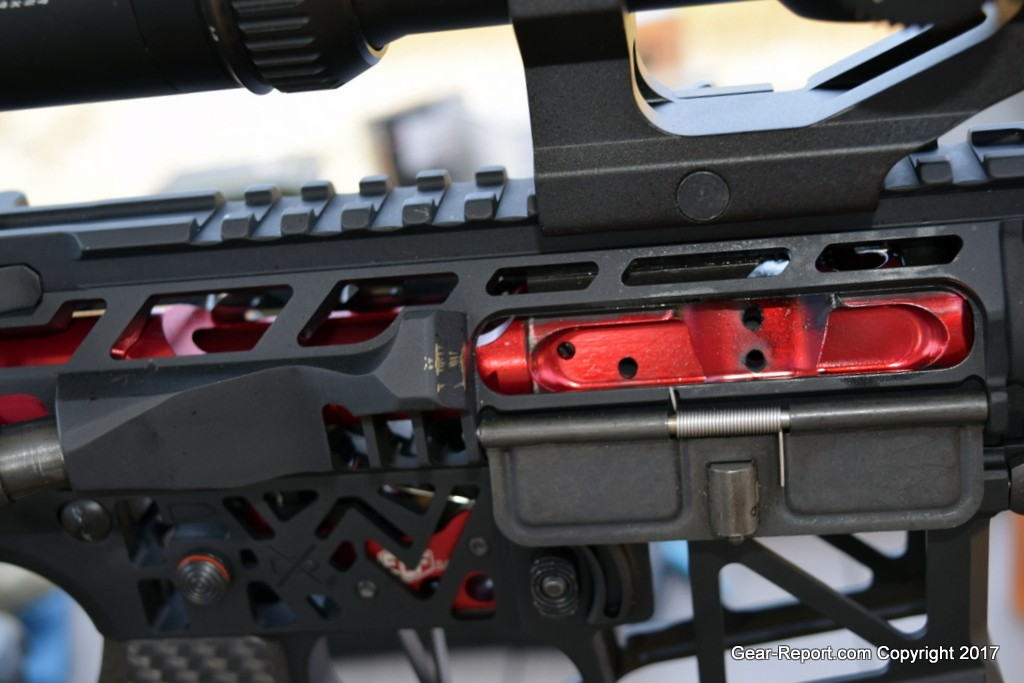 Weaponsmart Holy Roller Receivers and lightweight BCG review Carbon