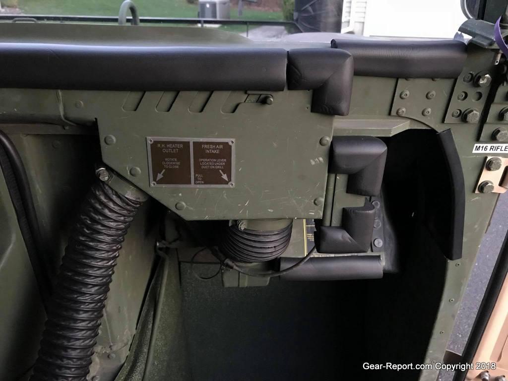 Humvee DIY Upgrade – HMMWV Dash Padding How-To - Gear Report