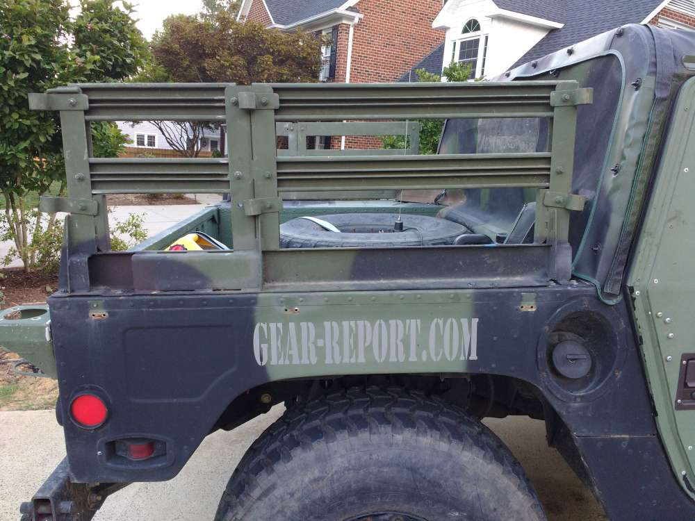The Project HMMWV Battlewagon M1038 is for sale! - Gear Report