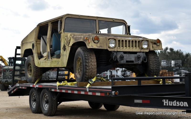 HMMWV info: Battlewagon 2 0 - M1045A2 Humvee from the US Marine