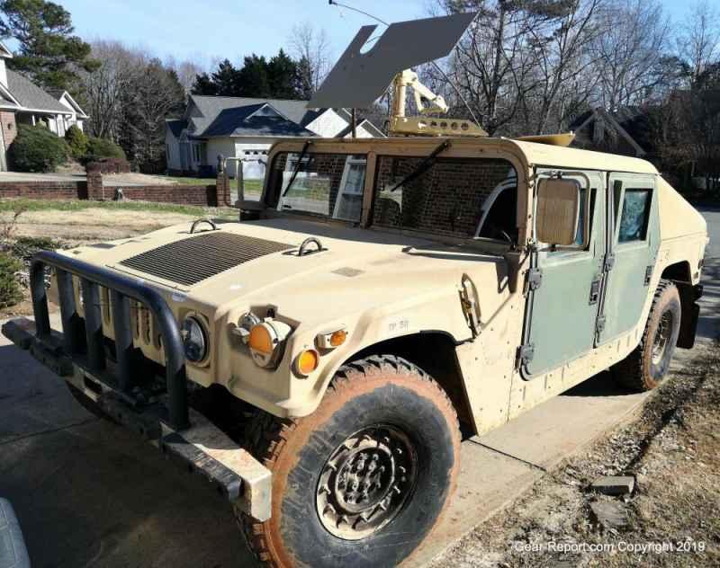 HMMWV Battlewagon 2 0 M1045A2 Humvee Repairs And Upgrades