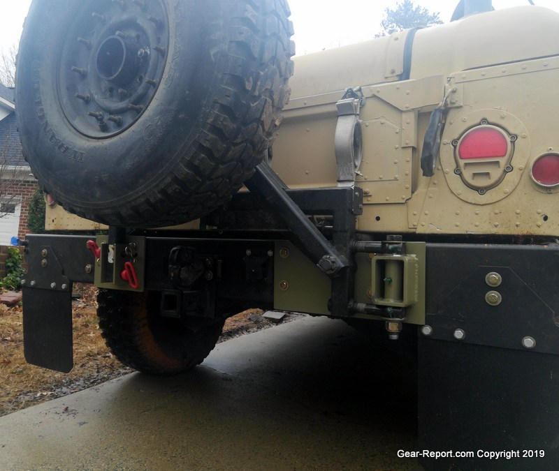 HMMWV Battlewagon 2.0 - M1045A2 Humvee Repairs and Upgrades ... on