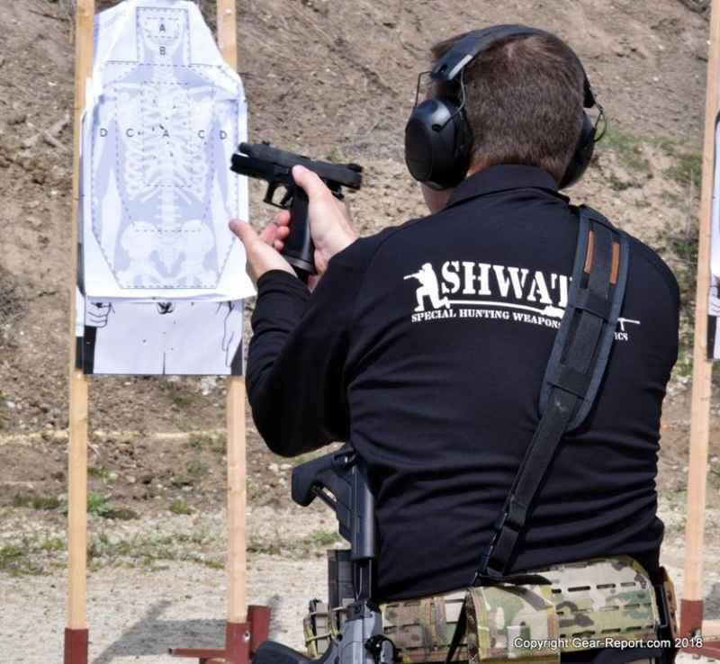 SIG Sauer P320 X-Five Pistol Review - Gear Report