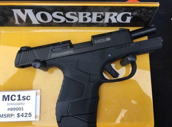 Mossberg MC1//MC1sc Subcompact 9mm Pistol IWB Concealed Carry Soft Gun Holster